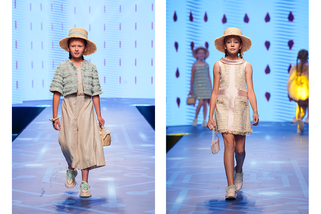Pitti Bimbo 89: Children's Fashion From Spain Runway Show #pittibimbo89 #pittibimbo #kidsfashion #tradeshow #pb89 #spanishbrands