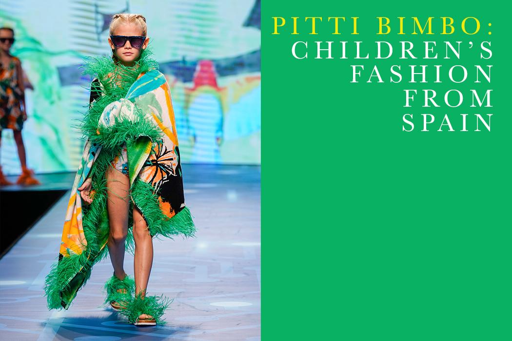 Pitti Bimbo 89: Children's Fashion From Spain Runway Show