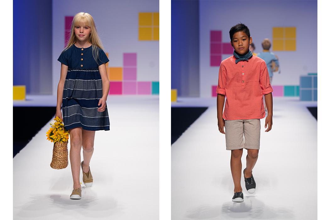 Pitti Bimbo 89: Kid's Fashion From Portugal Catwalk