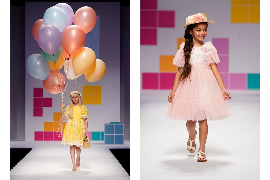 Pitti Bimbo 89: Kid's Fashion From Portugal Catwalk