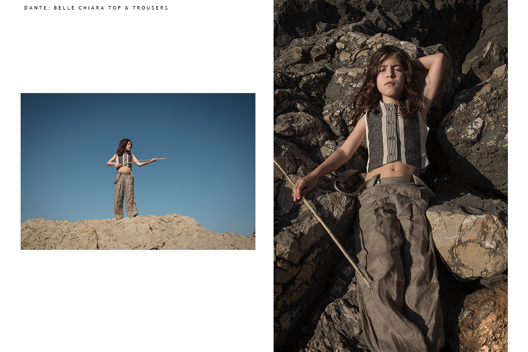 Editorial: Living The Earth By Manuela Franjou #manuelafranjou #editorial #imoimokids #kidseditorial #kidsfashion