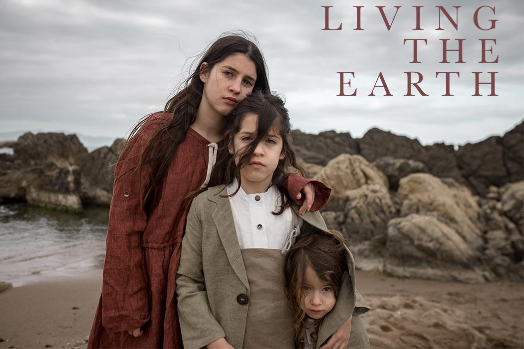 Living The Earth By Manuela Franjou
