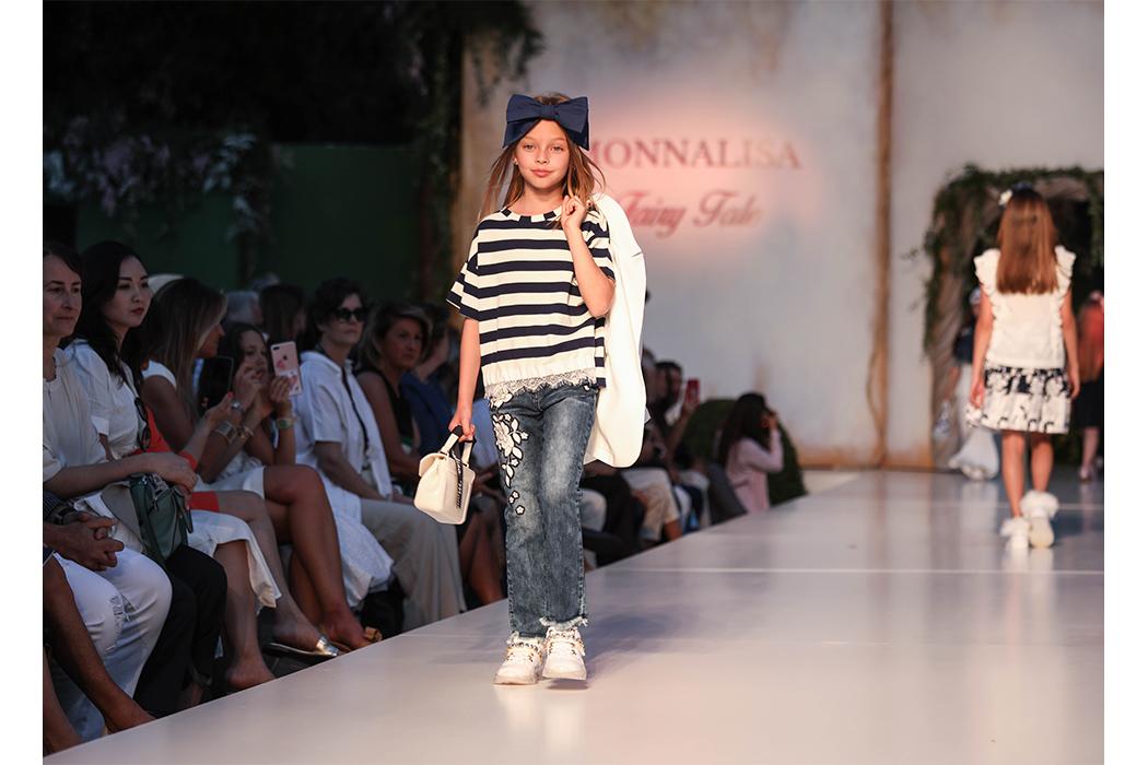 Pitti Bimbo: Italian Glamour From Monnalisa SS20