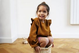 Playtime Paris Trade Show New Now Section, Kids Fashion #playtimeparis #tradeshow