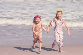 Editorial: Beach Besties By Christen Holly Photography