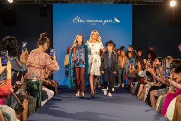 Bleu Comme Gris AW19 Fashion Show Highlights
