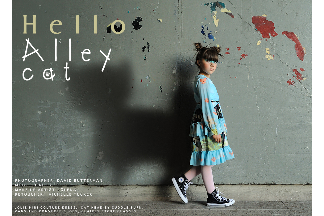 Editorial: Hello Alley Cat