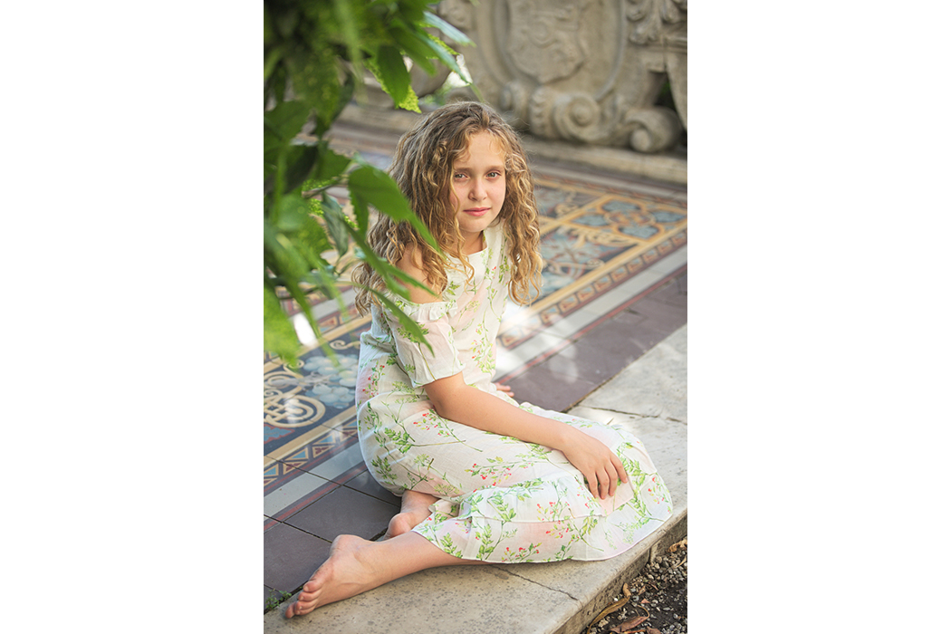 Imoimo Kids SS19 at Villa Monastero