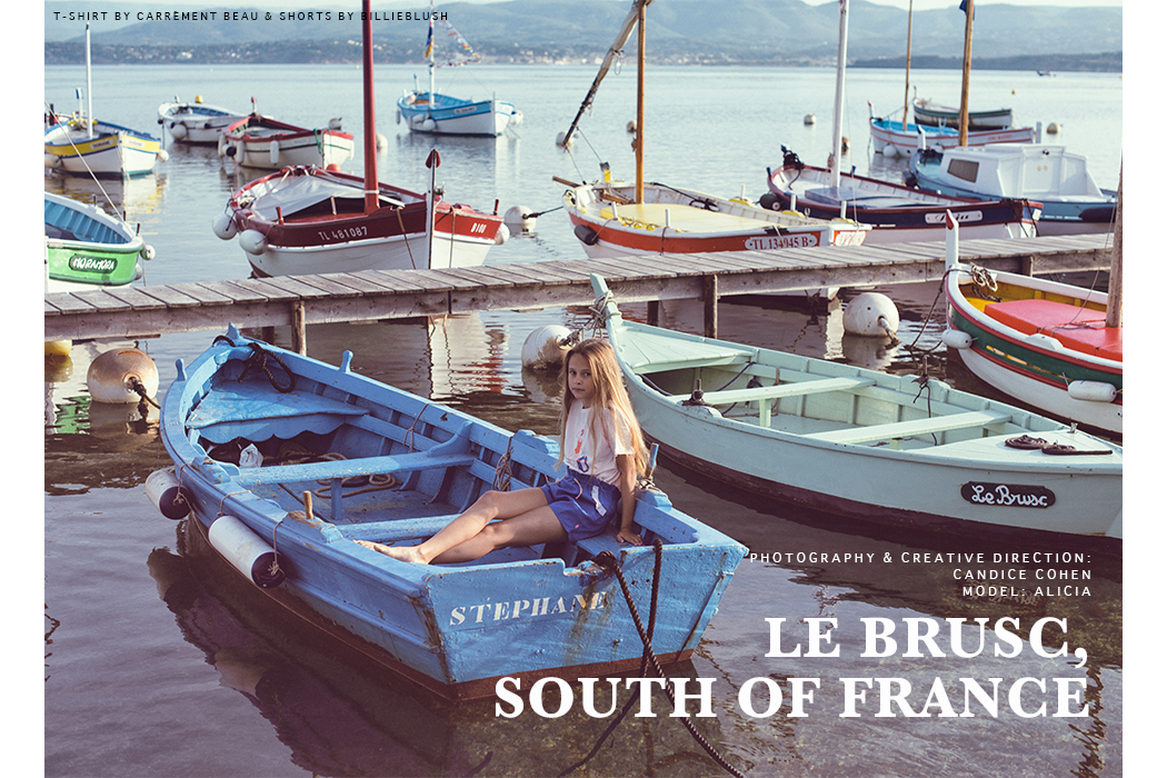 Editorial: Le Brusc, South Of France