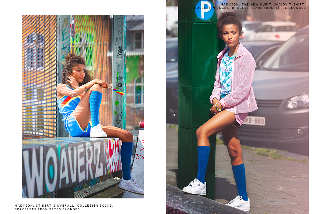 Editorial: Urban Vibes