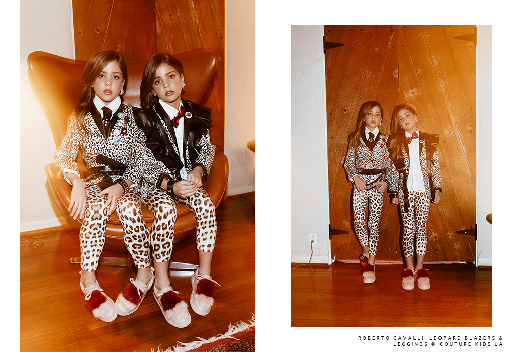 Editorial: Electricity Featuring The Clements Twins