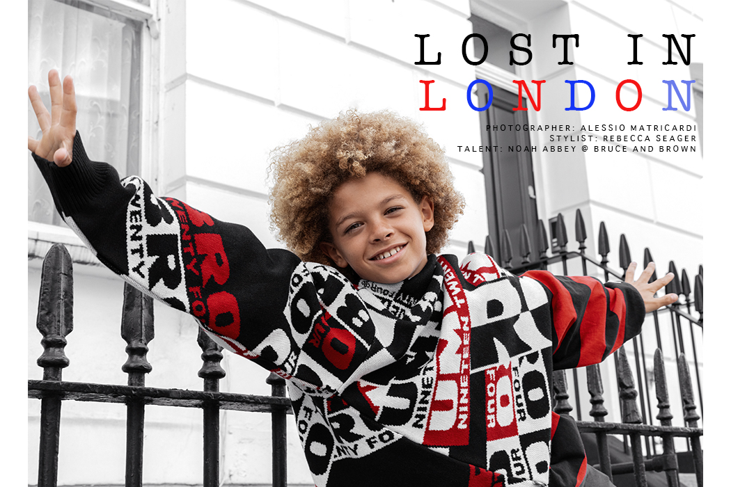 Lost In London By Alessio Matricardi