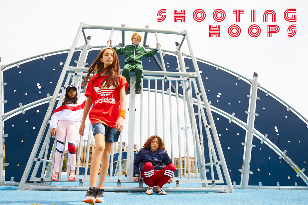 Editorial Shooting Hoops By Helen Marsden
