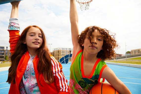 Editorial: Shooting Hoops By Helen Marsden