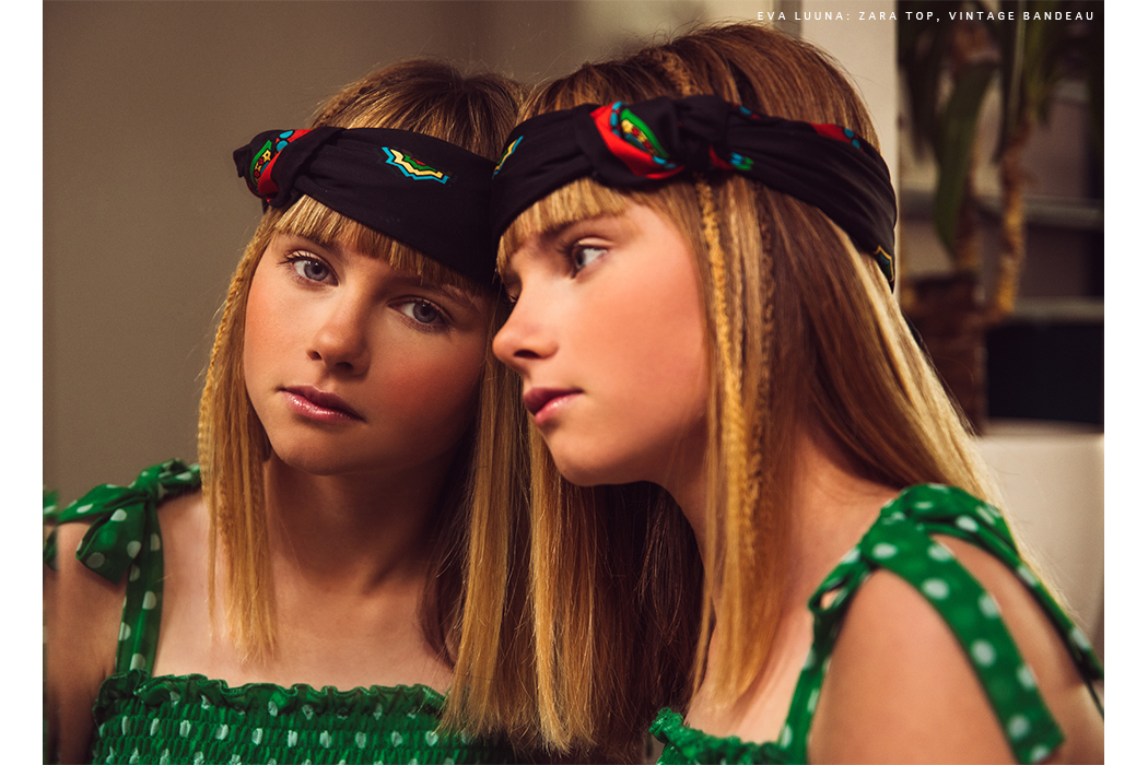 A Teen Editorial of Youth and Friendship: We Are Young By Evgenia Karica at Smiley Kids Photo