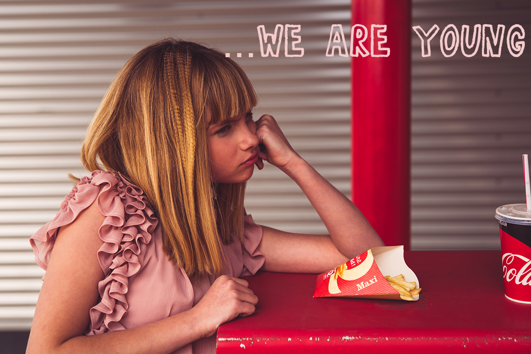 Editorial: We Are Young By Smiley Kids Photo