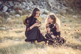 Editorial: Last Sunbeams By Zaneta Nawrot