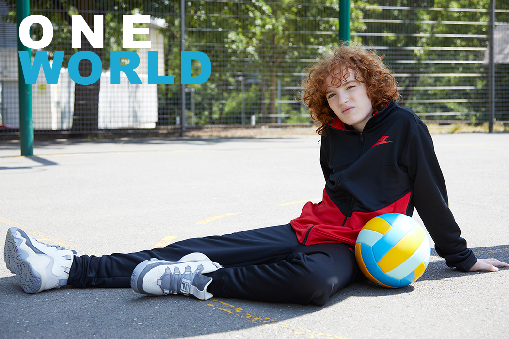 Editorial: One World By John Davis Photography