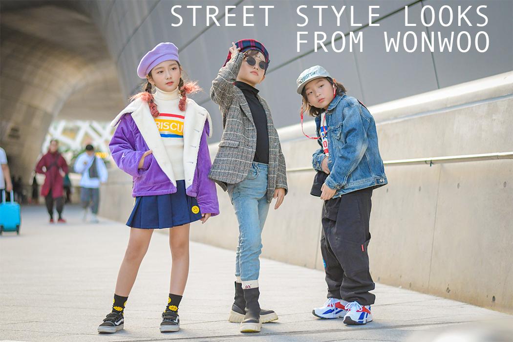 Boys Street Fashion from Seoul Fashion Week