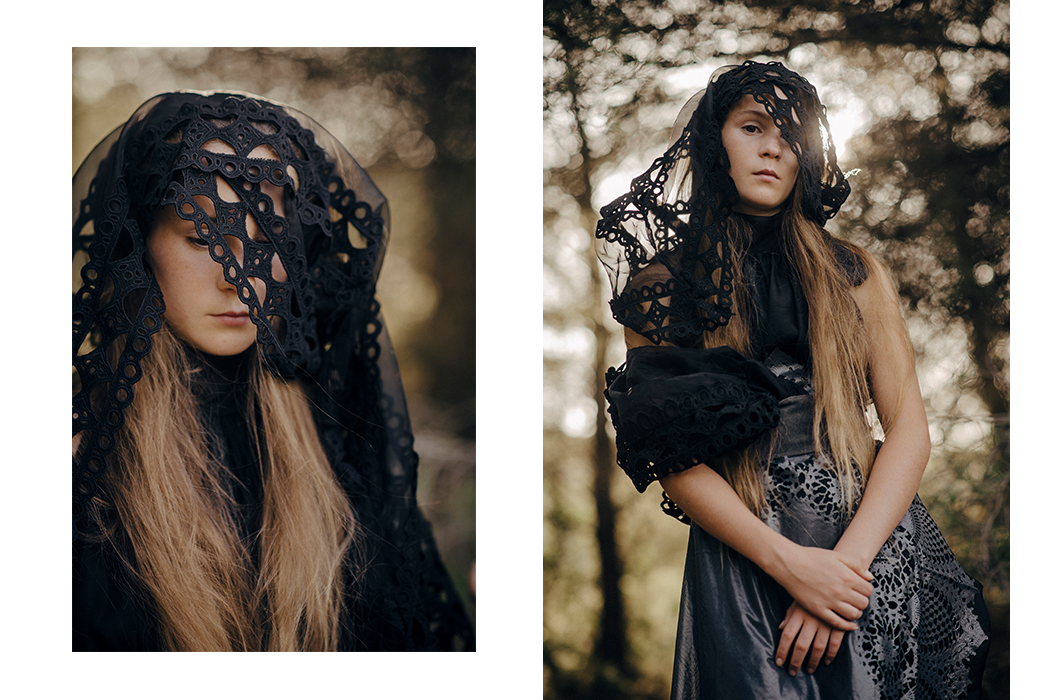 Halloween Special: The Darkness Before The Light by Gemma Sheppard Stylist