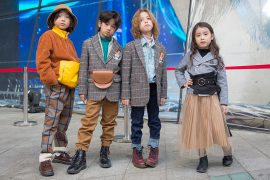Mini Street Style At Seoul Fashion Week