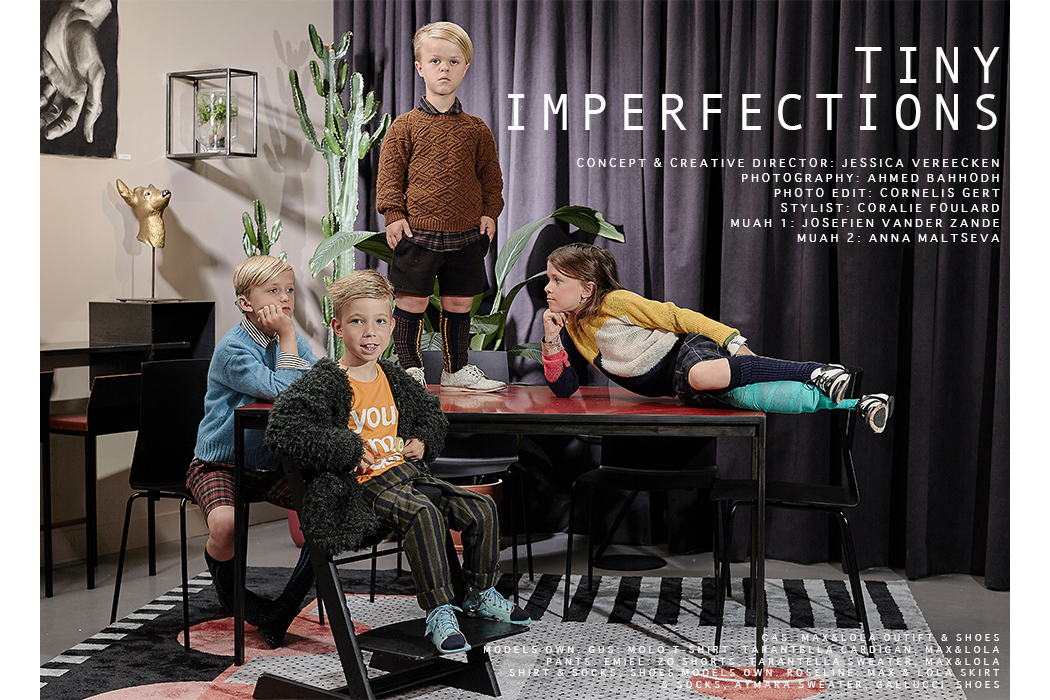 Feature: Tiny Imperfections Ahmed Bahhdoh, Jessica_Vereecken