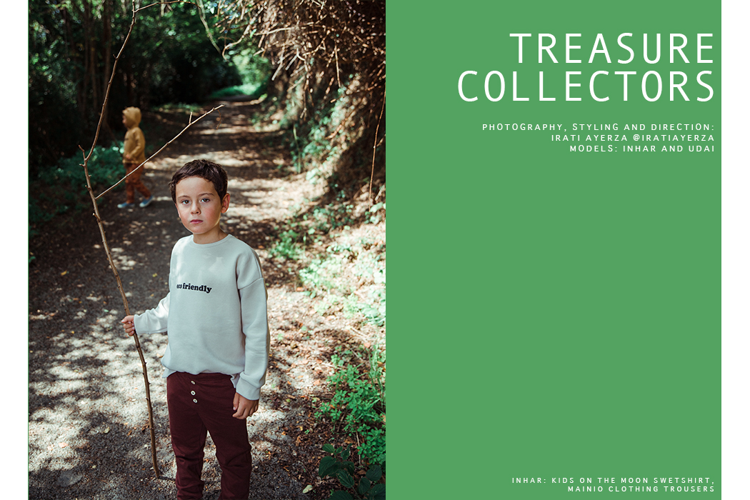Editorial: Treasure Collectors By Irati Ayerza