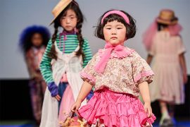 Seoul Kids Fashion Show Oct 2019 #bubblekiss #koreanfashion #koreanbrands#kidsfashionshow #runwayshow #poisson