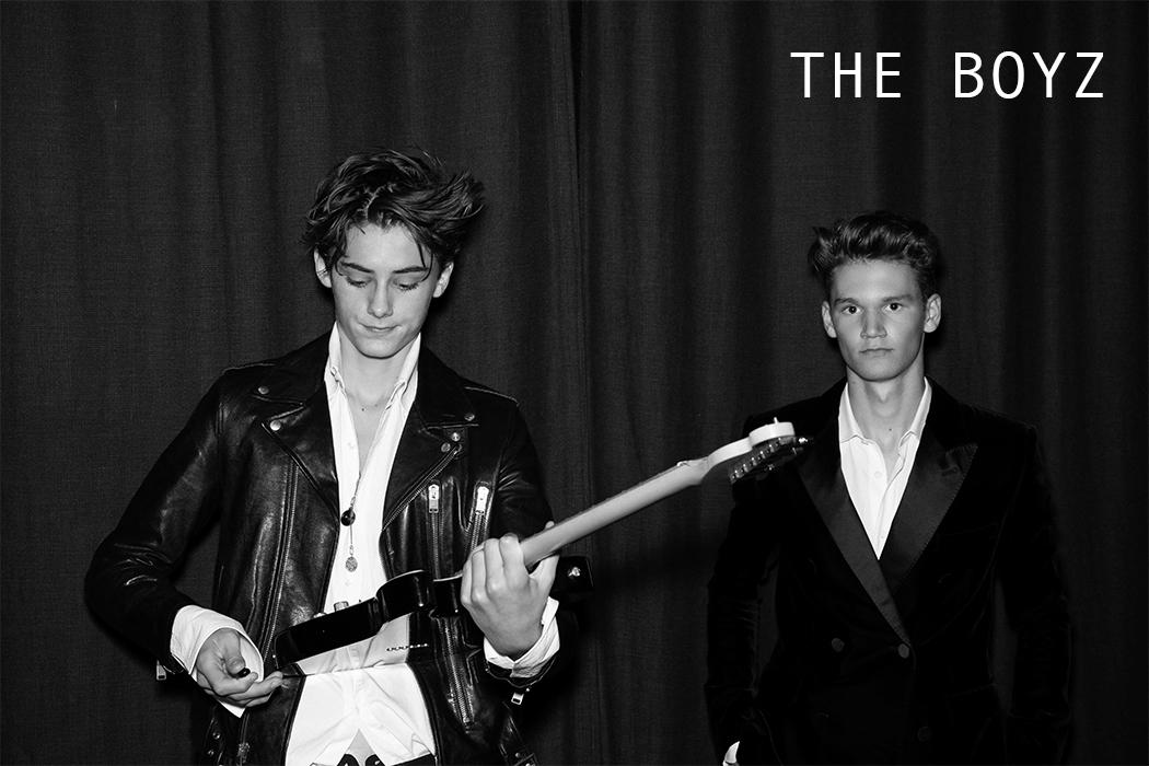 Editorial: The Boyz by Elliston Lutz
