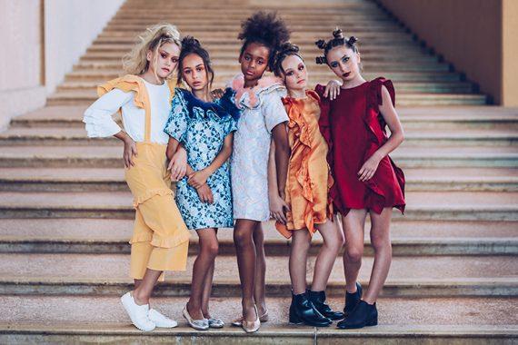 Editorial: The New Bold featuring #imoimokids #imomiogirls #kidswear #teeneditorial #teenmodels #sk8creative #editorial