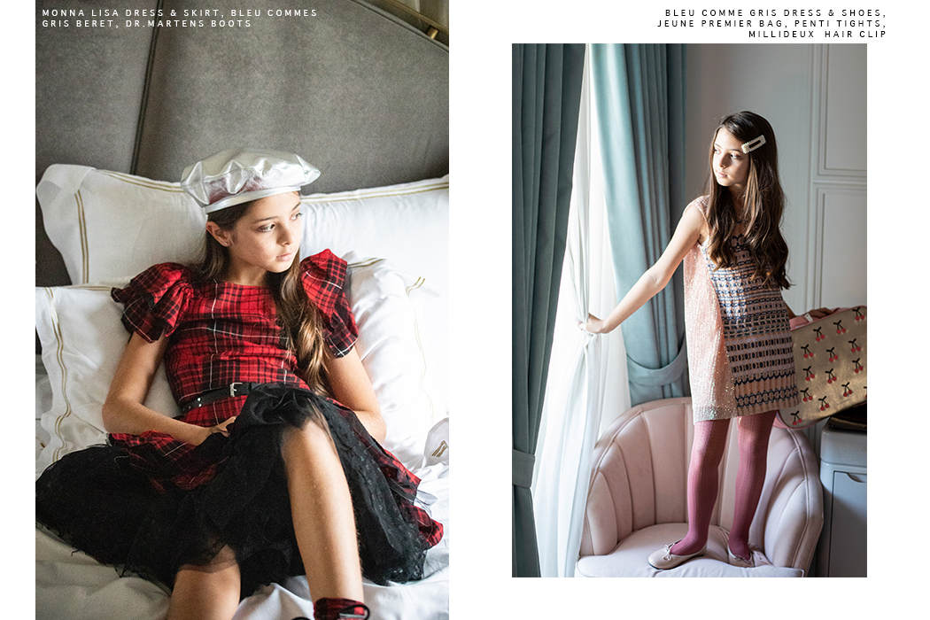 Editorial: The Petite Socialite featuring Noyemi Pia and Imoimo Kids