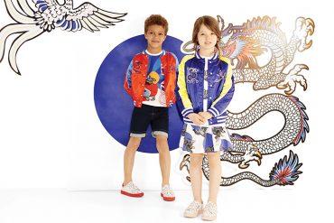Celebrate Chinese New Year With Kenzo Kids