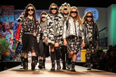 Pitti Bimbo 90: Children's Fashion From Spain Runway Show