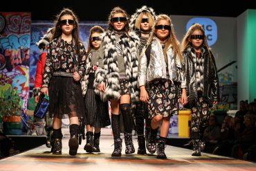 Pitti Bimbo 90: Children's Fashion From Spain Runway Show