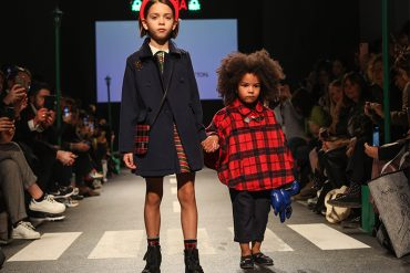 UNITED COLORS OF BENETTON DEBUTS AT PITTI BIMBO Jean-Charles de Castelbajac