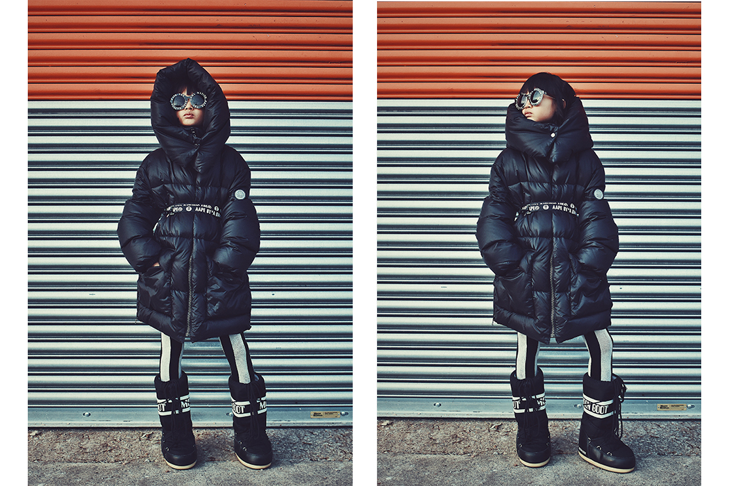 Jums Kids Collection Winter coats for kids #jumskids #wintercoats #pufferjacket #goosedown