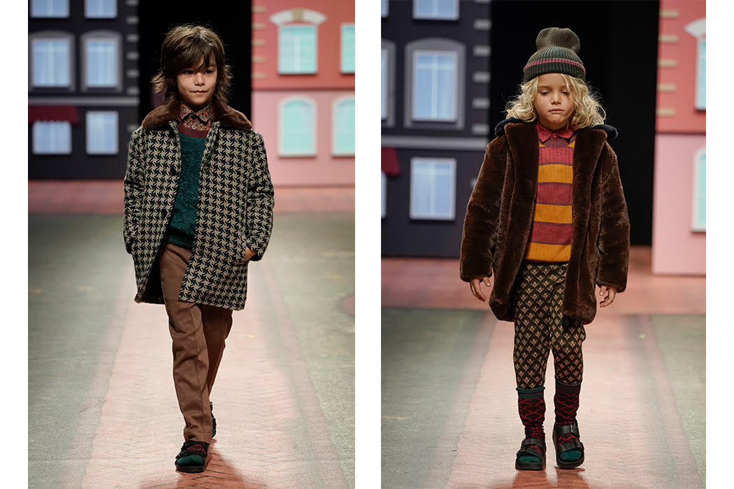 Pitti Bimbo 90: The Apartment Fashion Show FW20