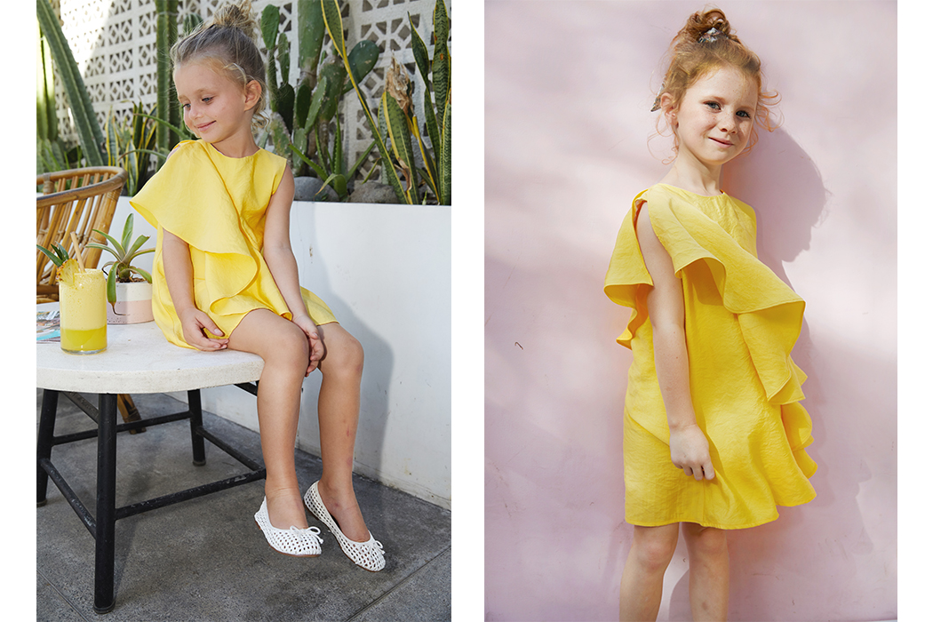 Imoimo Kids SS20 Girls Clothing