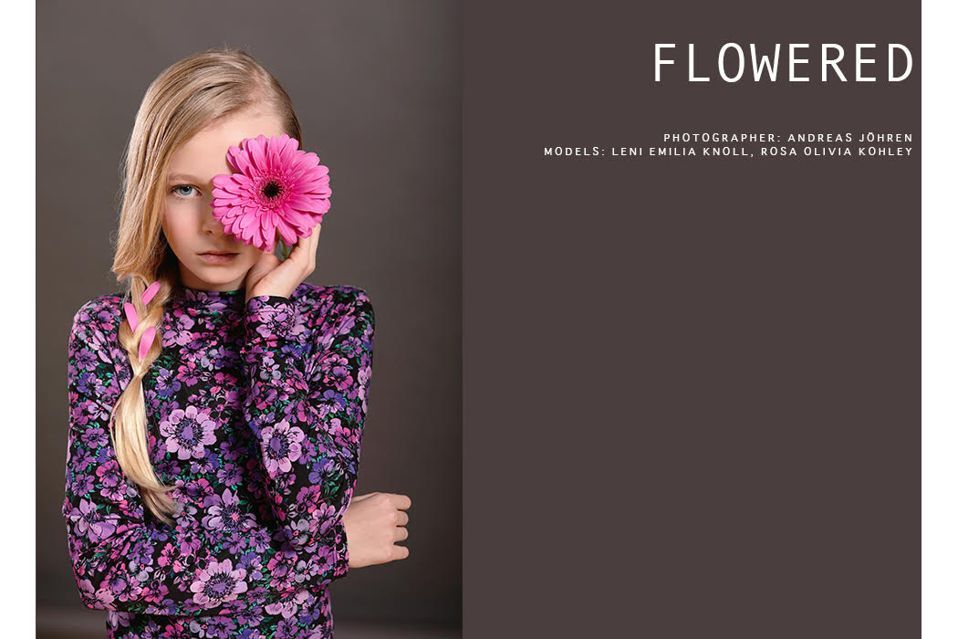 Editorial: Flowered by Andreas Jöhren