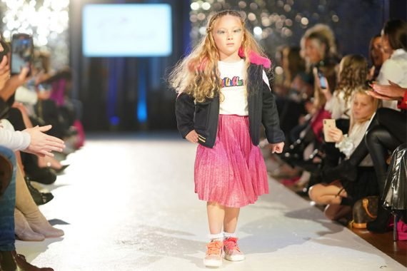 Mini Mode Global Kids Fashion Week Kids Fashion Show 5th Season