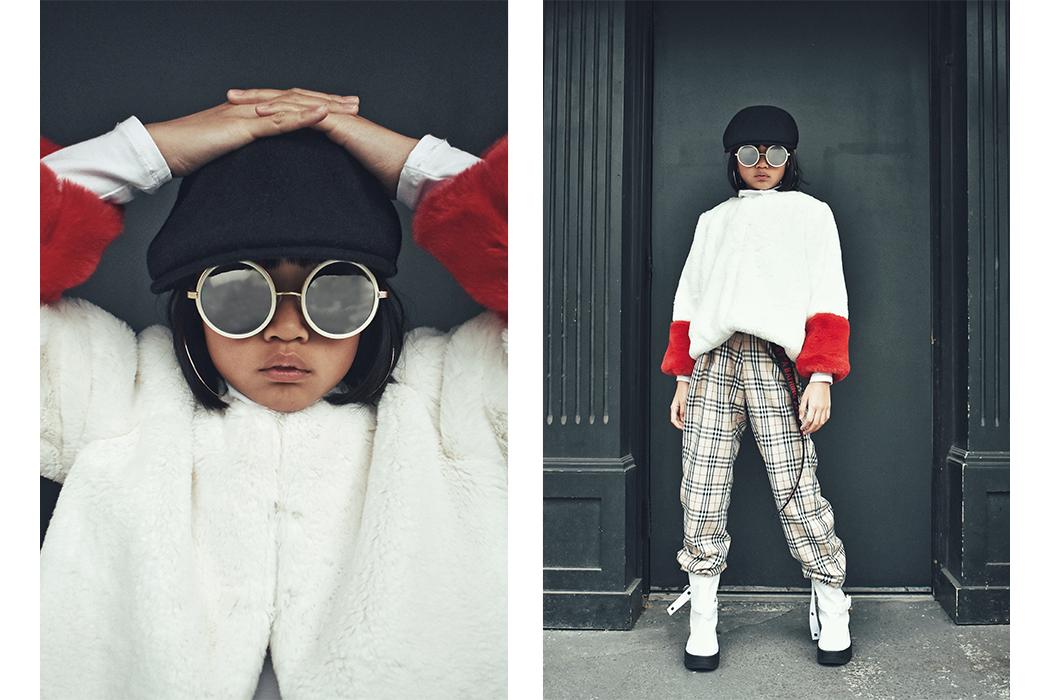 Imoimo Kids: 3 Looks By Mini Influencer Zoe