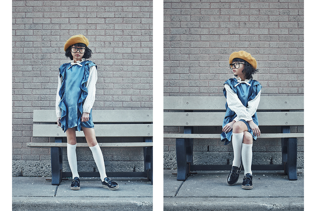 Imoimo Kids: 3 Looks By Mini Influencer Zoe