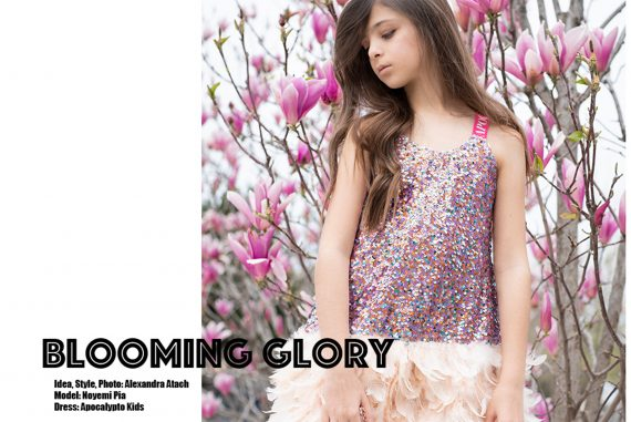 Imoimo Kids: Blooming Glory