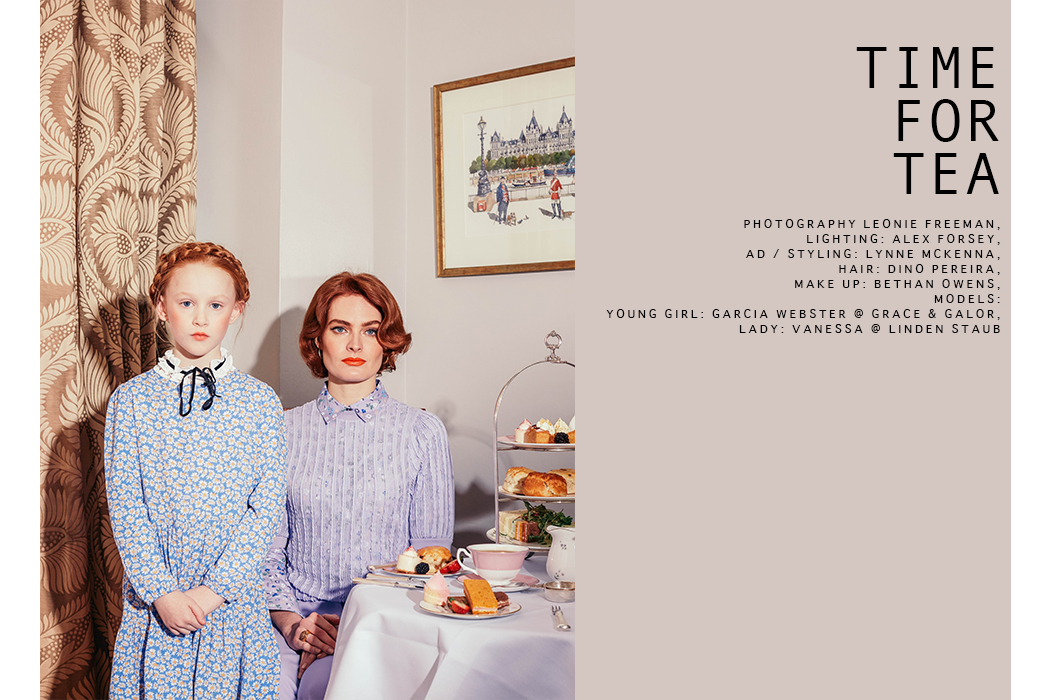 Fabulous Mag: Time For Tea