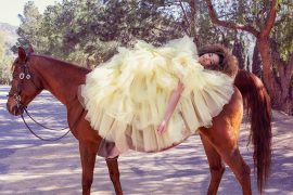 Editorial: Accidental Cowgirl by Sarvey Tahmasebi Rector