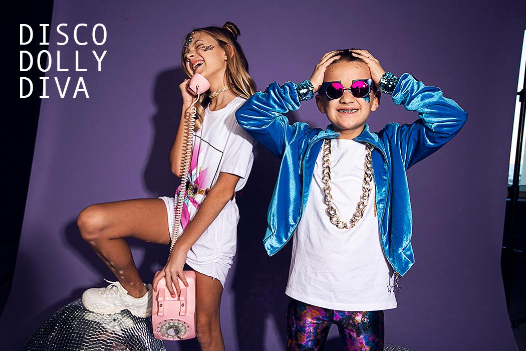 Editorial: Disco Dolly Diva