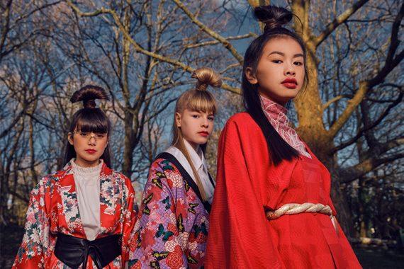Editorial: Kimono Jack By Nick Dale