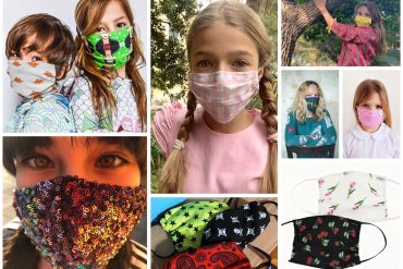 Cool kids face masks Spring Summer 2020