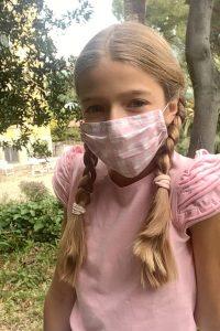 Cool kids face mask Magil