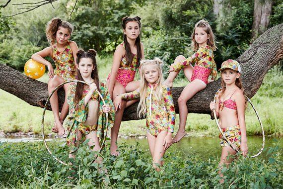 Get Them Beach Ready With Olga Valentine Swimwear